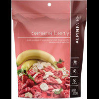 Alpine Aire Foods Banana Berry - 2 Servings