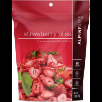 Alpine Aire Foods Strawberry Bliss - 2 Servings