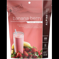 Alpine Aire Foods Banana Berry Smoothie - 1 Serving