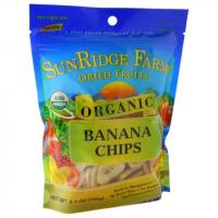Sunridge Farms Organic Dried Banana Chips