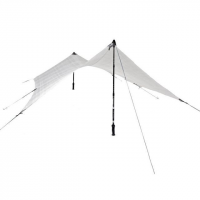 Hyperlite Mountain Gear Echo II Tarp-White-One Size