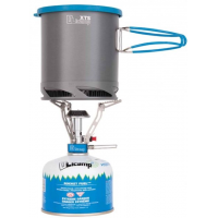 Olicamp Electron Stove + XTS Pot Combo-Grey