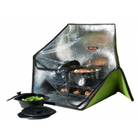 Sunflair Deluxe Solar Oven Kit