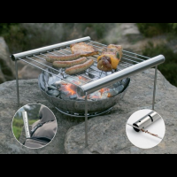 Grilliput Duo Portable Grill