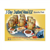 Alpine Aire Foods 3 Day Meal Kit, 9 pouches