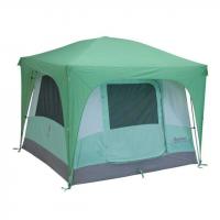 Eureka Desert Canyon 4 Tent, Black/Green