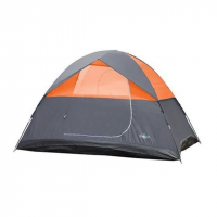 Stansport 3 Season Everest Tent, Orange w/ Gray Trim, Orange/Grey, STN-33662