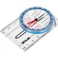 Silva Starter #1-2-3 Compass, White
