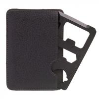 NDuR 11-In-1 Survival Card Tool, Black