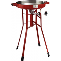 Firedisc Grills Firedisc Cookers 36'' Deep Fireman Red