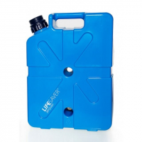 Icon LifeSaver Jerrycan 10,000UF Water Filtration Bottle-Blue