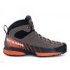Scarpa Mescalito Mid Gtx Approach Shoes   Men's, Charcoal/Tonic, 40