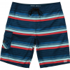Billabong All Day Og Stripe Boardshorts - Mens, Indigo, 30