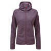 Mountain Equipment Kore Hooded Jacket   Women's, Blackberry, 10,  Bb 10
