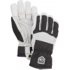 Hestra Army Leather Couloir 5 Finger Glove - Unisex, Black/Offwhite, 07