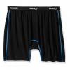 Minus33 Zion Lightweight Wool Boxer Shorts, Azure Blue, Large