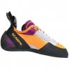 Scarpa Techno X Climbing Shoes - Women's, Silver/Petunia, 36.5