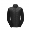 Spyder Pursuit Merino Fz Jacket   Men's, Black/Black/Black, Small