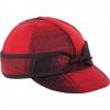 Stormy Kromer Lil' Kromer Cap - Boys, Red/Black Plaid, 6 1/4 Large