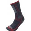 Lorpen T3 Heavy Trekker Sock, Charcoal, Medium