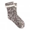 Birkenstock Cotton Structure Socks - Womens, Peppercorn, 36