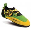 La Sportiva Stickit Climbing Shoe - Kid's -Green-32-33 Kids