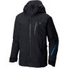 Mountain Hardwear Boundary Line Jacket Shell Jacket - Men's, Black, Large