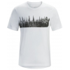 Arc'teryx Glades Short Sleeve T-Shirt - Men's, White, Large