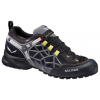Demo, Salewa Wildfire Pro GTX Approach Shoe - Men's-Black Out/Yellow-Medium-9 US