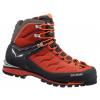 Demo, Salewa Rapace GTX Mountaineering Boot - Men's-Pewter/Emerald-9