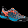 Demo, Salewa Firetail 3 GTX Approach Shoe - Women's-Smoke/Iowa-Medium-7