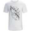 Arc'teryx Lines SS T-Shirt - Men's, White, Medium