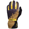 La Sportiva Trail Gloves - Men's, Black/Yellow, Large