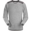 Arc'teryx Donavan Crew Neck Sweater - Men's, Light Grey Heather, Medium