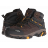 Hi-Tec X-T Forge Elite Mid Wp360 Ct Wide Hiking Boots - Men's, Chocolate/Core Gold, Wide, 8