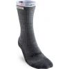 Injinji Liner+Hiker Socks - Women's, Charcoal, M/L
