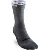 Injinji Liner+Hiker Socks - Men's, Charcoal, L/XL