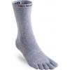 Injinji Liner Coolmax Socks - Men's, Gray, Large