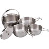 Acecamp Stainless Cooking Set