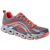 Columbia Drainmaker IV Boat Shoes - Womens, Graphite/Red Coral, Medium, 10