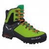 Demo, Salewa Vultur GTX Mountaineering Boots - Unisex, Cactus/Arancio, 9 US