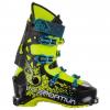 La Sportiva Spectre 2.0 Alpine Touring Boot - Mens, Black/Applegreen, 26.5