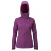 Rab Shed, Womens Salvo Jacket, Berry/ Tayberry, 10, Qft 53 By 10 Demo