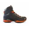 Lowa Innox Mid Hiking Boot - Men's, Graphite/Orange, 8.5, Medium
