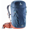 Deuter Trail Pro 32 Backpack - Mens, Midnight/Lava, 32L