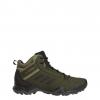 Adidas Outdoor Terrex AX3 MID GTX, Night Cargo/Black/Raw Khaki, 10