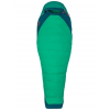 Marmot Trestles Elite 30 Sleeping Bag, Turf Green/Garden Green, Reg 5ft 6in, Lz,  5ft6in / Lz