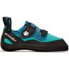 Evolv Kira Climbing Shoe - Women's-Teal-7.5