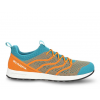 Scarpa Gecko Air Flip Shoes, Baltic Blue/Orange Glory, 42