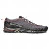 La Sportiva Tx2 Approach Shoes   Mens, Carbon/Tangerine, 40.5